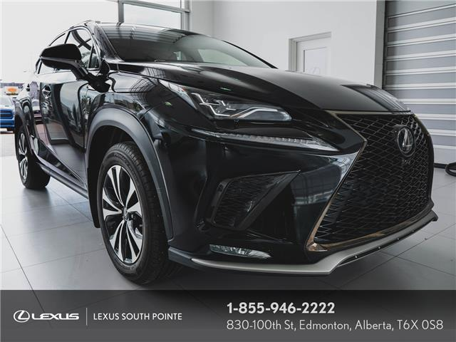 2018 Lexus NX 300 Base (Stk: L900695A) in Edmonton - Image 1 of 25