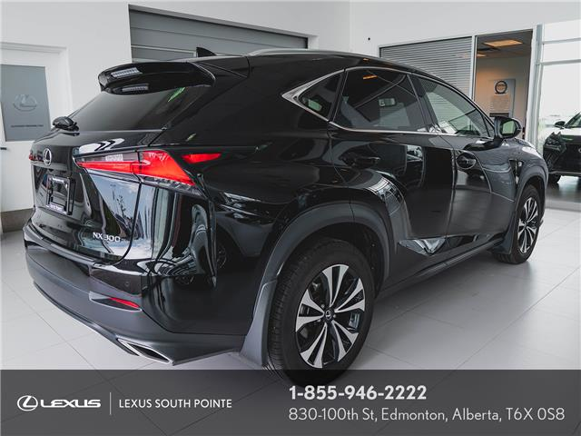 2018 Lexus NX 300 Base (Stk: L900695A) in Edmonton - Image 4 of 25