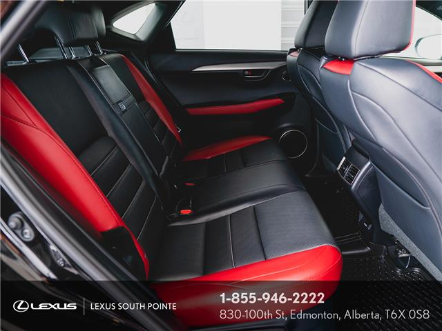 2018 Lexus NX 300 Base (Stk: L900695A) in Edmonton - Image 24 of 25