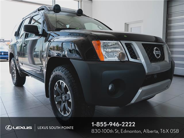 2015 Nissan Xterra PRO-4X (Stk: L900709A) in Edmonton - Image 1 of 20