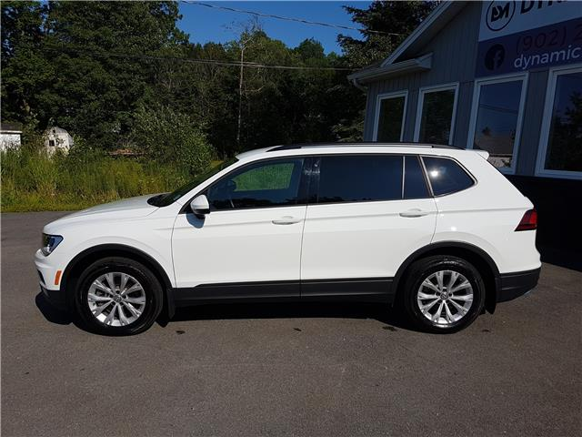 2018 Volkswagen Tiguan Trendline (Stk: 00148) in Middle Sackville - Image 2 of 27
