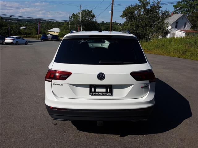2018 Volkswagen Tiguan Trendline (Stk: 00148) in Middle Sackville - Image 4 of 27