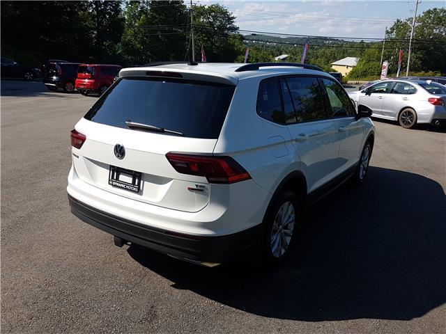 2018 Volkswagen Tiguan Trendline (Stk: 00148) in Middle Sackville - Image 5 of 27