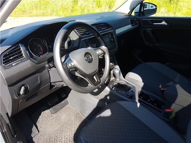 2018 Volkswagen Tiguan Trendline (Stk: 00148) in Middle Sackville - Image 9 of 27