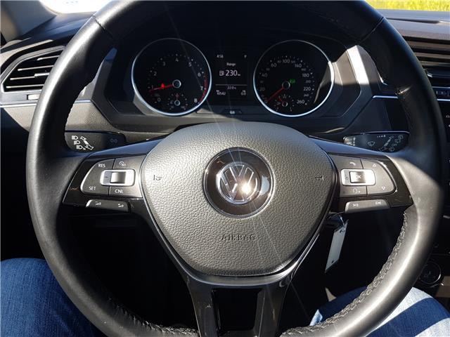 2018 Volkswagen Tiguan Trendline (Stk: 00148) in Middle Sackville - Image 16 of 27