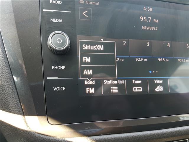 2018 Volkswagen Tiguan Trendline (Stk: 00148) in Middle Sackville - Image 18 of 27