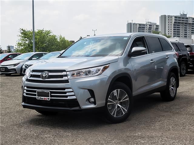 2019 Toyota Highlander LE (Stk: 95494) in Waterloo - Image 1 of 18