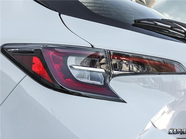 2019 Toyota Corolla Hatchback SE Package (Stk: 9CB836) in Georgetown - Image 11 of 23