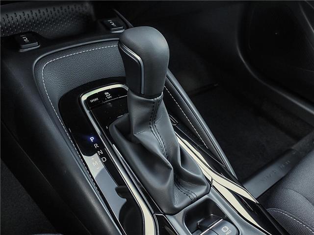 2019 Toyota Corolla Hatchback SE Package (Stk: 9CB836) in Georgetown - Image 17 of 23