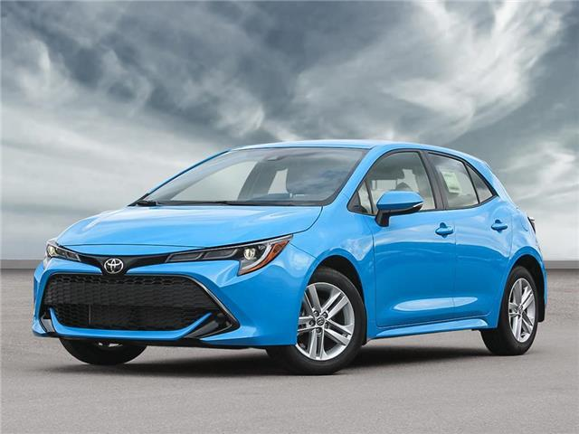 2019 Toyota Corolla Hatchback SE Upgrade Package (Stk: 9CB835) in Georgetown - Image 1 of 23