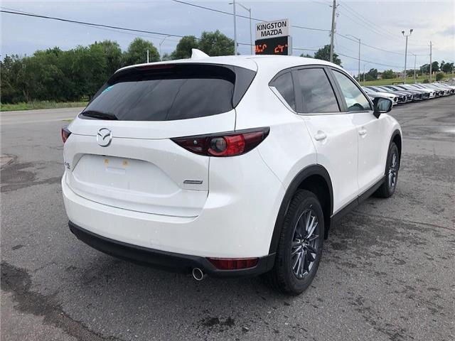 2019 Mazda CX-5 GS (Stk: 19T121) in Kingston - Image 4 of 14