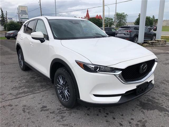 2019 Mazda CX-5 GS (Stk: 19T121) in Kingston - Image 6 of 14