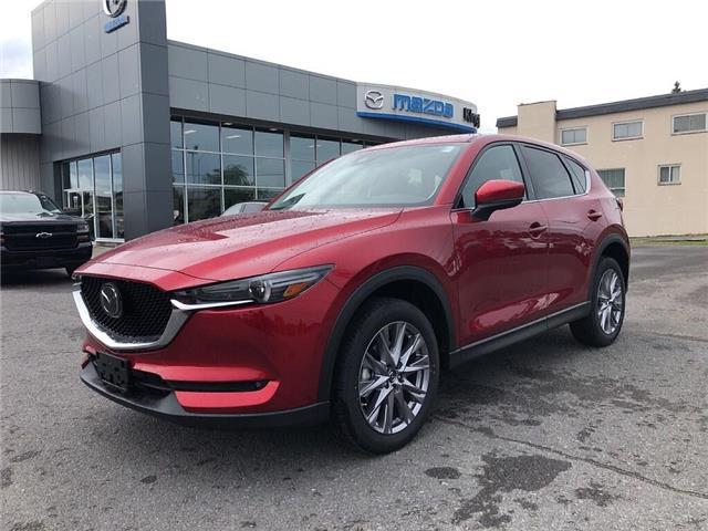 2019 Mazda CX-5 GT w/Turbo (Stk: 19T138) in Kingston - Image 1 of 16