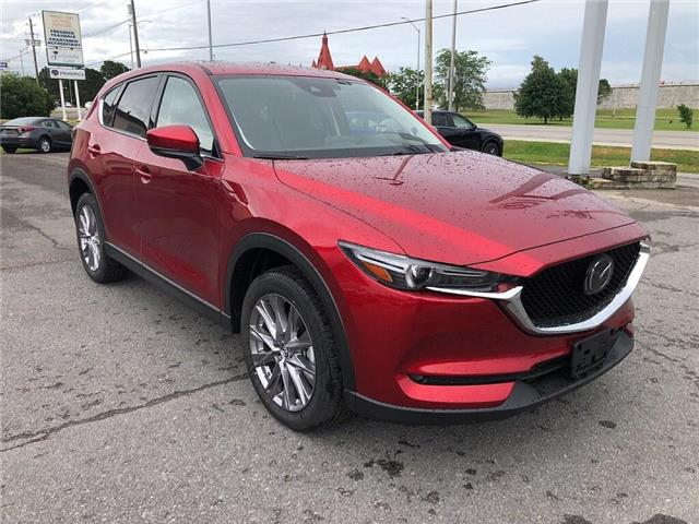 2019 Mazda CX-5 GT w/Turbo (Stk: 19T138) in Kingston - Image 7 of 16