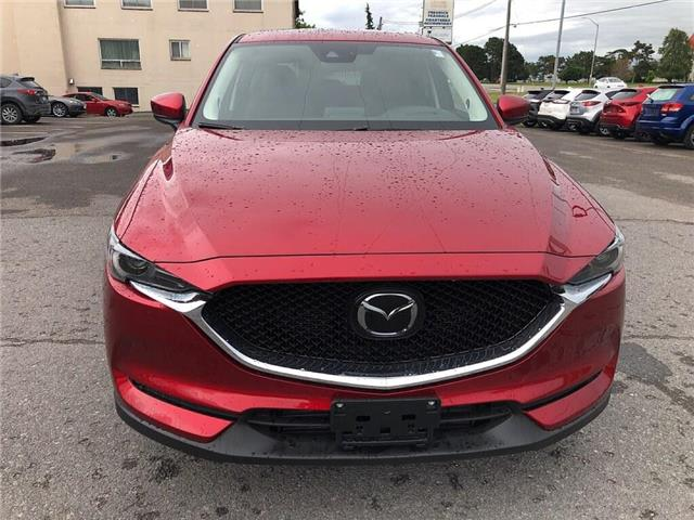 2019 Mazda CX-5 GT w/Turbo (Stk: 19T138) in Kingston - Image 8 of 16