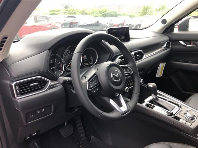 2019 Mazda CX-5 GT w/Turbo (Stk: 19T138) in Kingston - Image 9 of 16