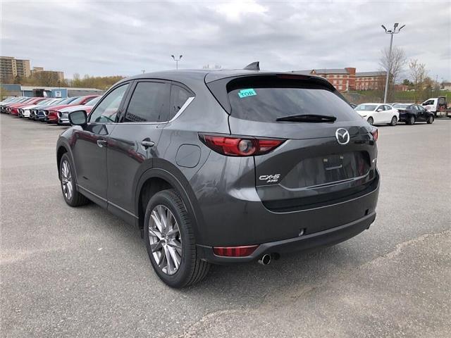 2019 Mazda CX-5 GT w/Turbo (Stk: 19T058) in Kingston - Image 4 of 16