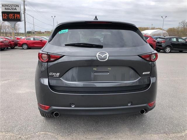 2019 Mazda CX-5 GT w/Turbo (Stk: 19T058) in Kingston - Image 5 of 16