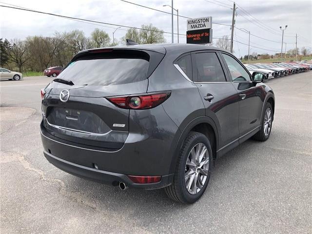 2019 Mazda CX-5 GT w/Turbo (Stk: 19T058) in Kingston - Image 6 of 16