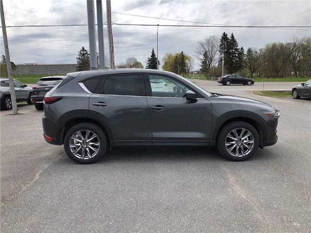 2019 Mazda CX-5 GT w/Turbo (Stk: 19T058) in Kingston - Image 7 of 16