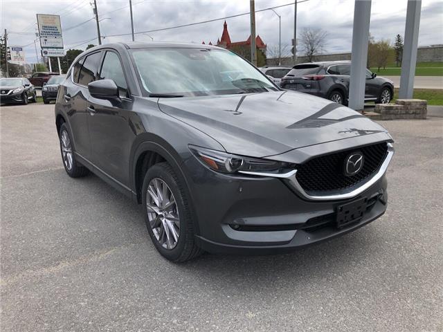 2019 Mazda CX-5 GT w/Turbo (Stk: 19T058) in Kingston - Image 8 of 16