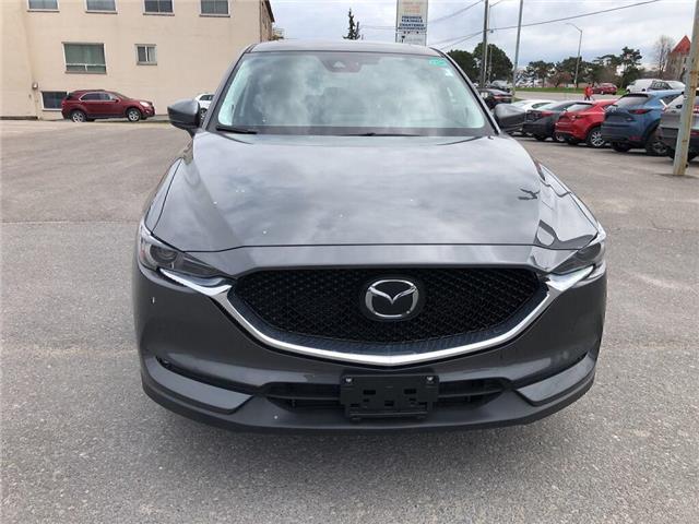 2019 Mazda CX-5 GT w/Turbo (Stk: 19T058) in Kingston - Image 9 of 16