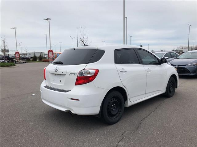 2013 Toyota Matrix Base (Stk: D191489A) in Mississauga - Image 6 of 16