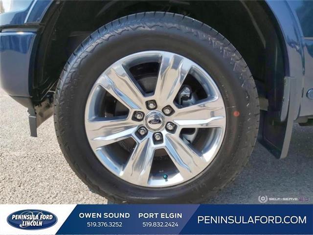 2019 Ford F-150 Platinum (Stk: 19FE151) in Owen Sound - Image 6 of 24