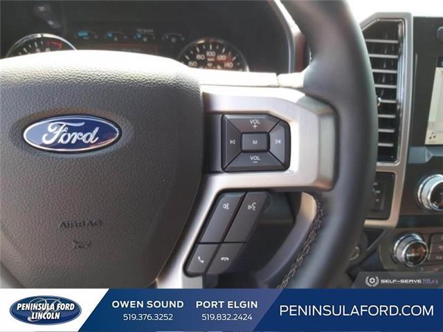 2019 Ford F-150 Platinum (Stk: 19FE151) in Owen Sound - Image 14 of 24