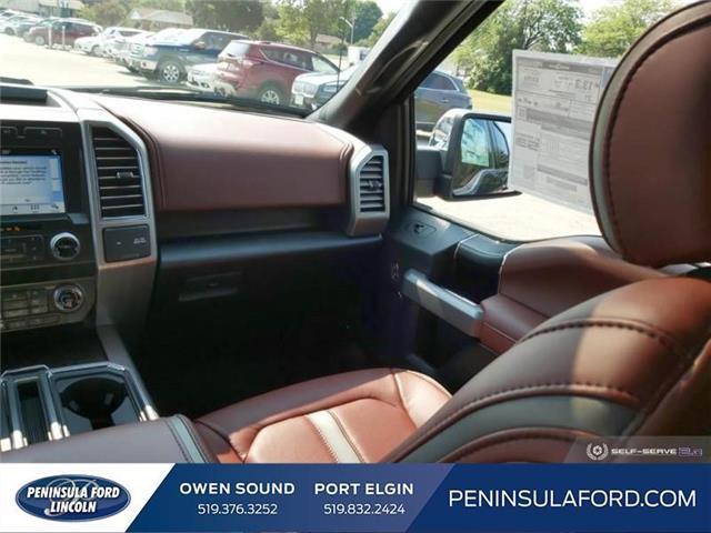 2019 Ford F-150 Platinum (Stk: 19FE151) in Owen Sound - Image 23 of 24