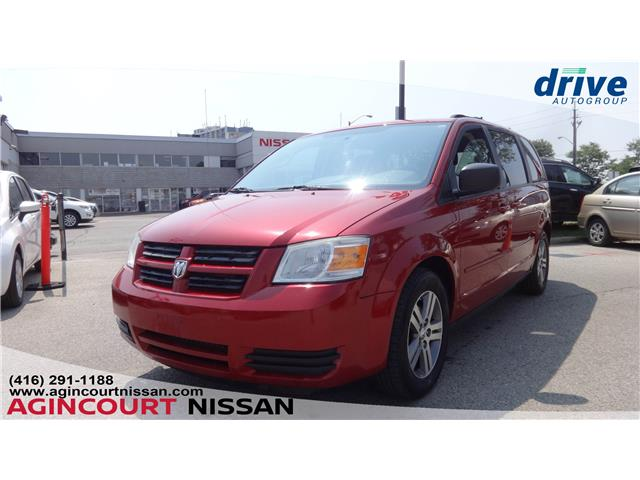 2010 Dodge Grand Caravan SE (Stk: KW223360A) in Scarborough - Image 1 of 14