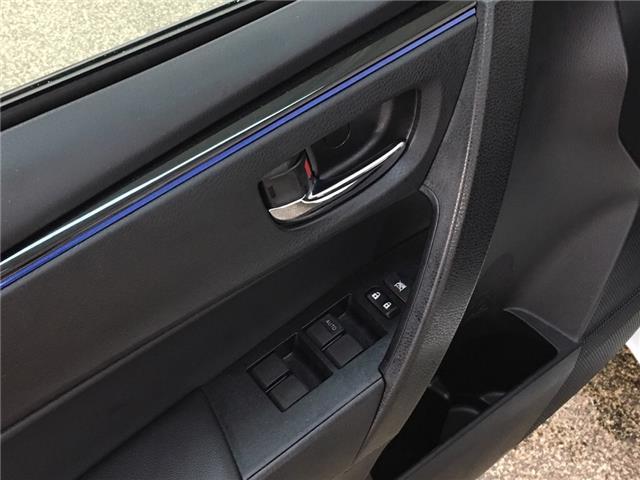 2018 Toyota Corolla SE (Stk: 35396W) in Belleville - Image 21 of 27