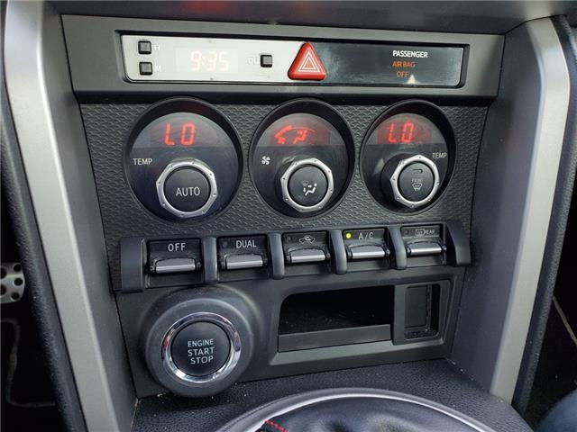 2013 Subaru BRZ Sport-tech (Stk: 19S883AA) in Whitby - Image 17 of 23