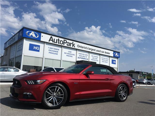 2017 Ford Mustang GT Premium (Stk: 17-17959) in Brampton - Image 1 of 25