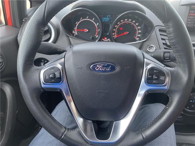 2015 Ford Fiesta ST (Stk: 21916) in Pembroke - Image 10 of 10