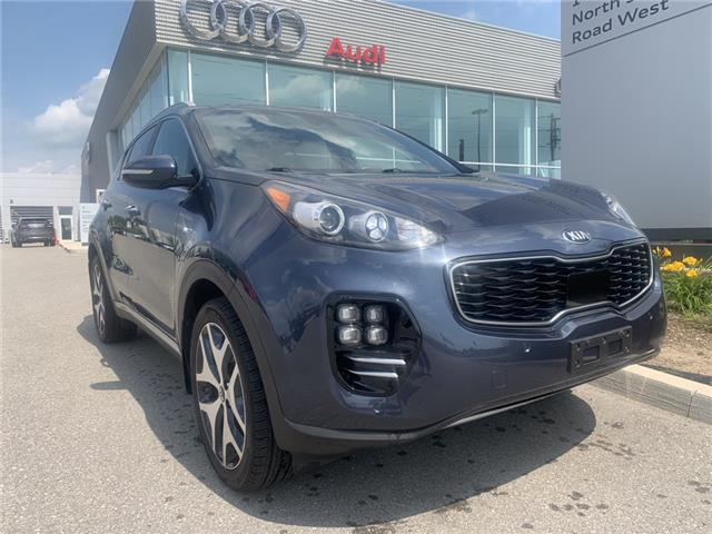 2017 Kia Sportage SX Turbo (Stk: B8768) in Oakville - Image 1 of 21