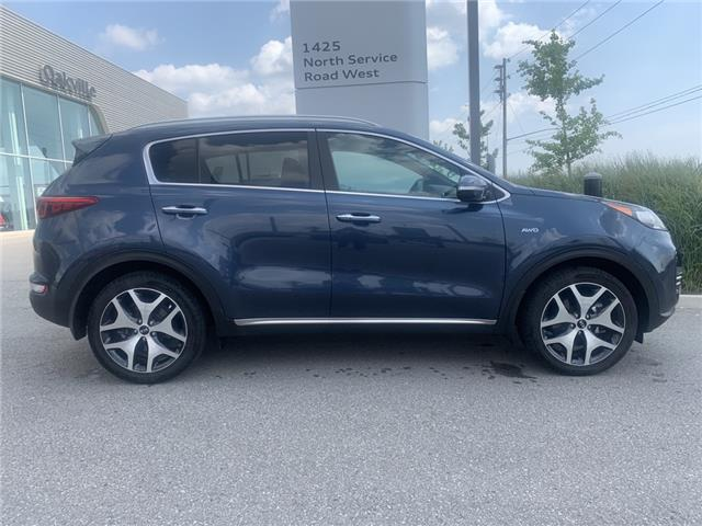 2017 Kia Sportage SX Turbo (Stk: B8768) in Oakville - Image 2 of 21
