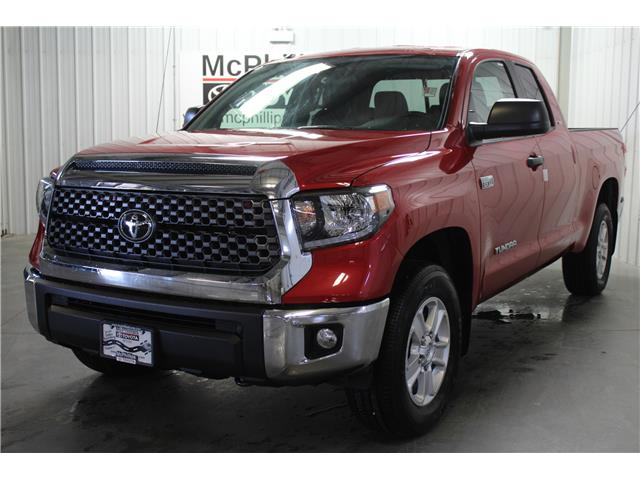 2019 Toyota Tundra SR5 Plus 5.7L V8 (Stk: X852805) in Winnipeg - Image 1 of 22