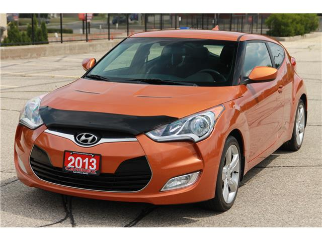 2013 Hyundai Veloster Base (Stk: 1902041) in Waterloo - Image 1 of 29