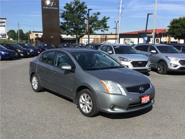 2010 Nissan Sentra 2.0 S (Stk: SL85158A) in Ottawa - Image 1 of 10