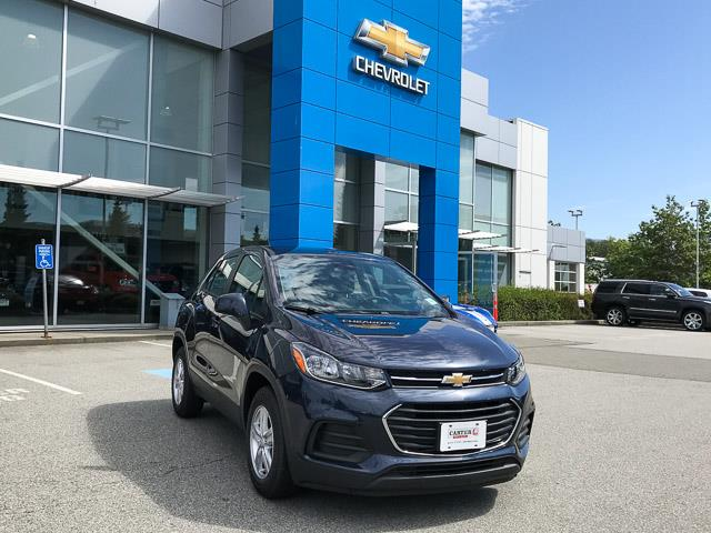 2019 Chevrolet Trax LS (Stk: 9TX99520) in North Vancouver - Image 2 of 13