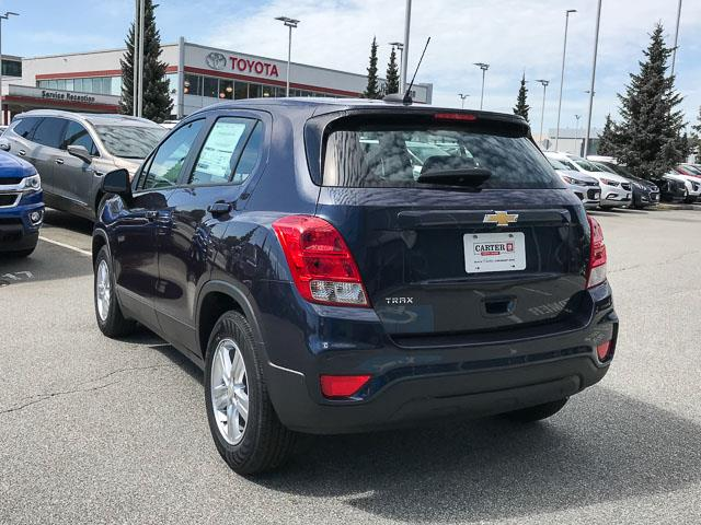 2019 Chevrolet Trax LS (Stk: 9TX99520) in North Vancouver - Image 3 of 13