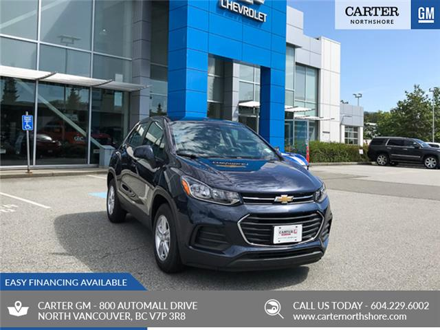 2019 Chevrolet Trax LS (Stk: 9TX99520) in North Vancouver - Image 1 of 13