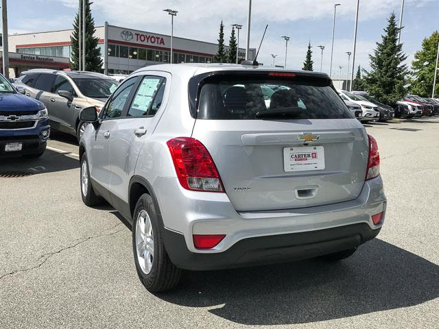 2019 Chevrolet Trax LS (Stk: 9TX40720) in North Vancouver - Image 3 of 13