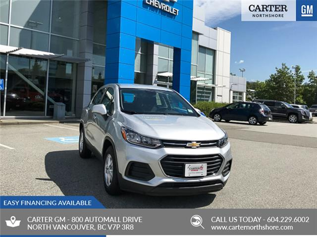 2019 Chevrolet Trax LS (Stk: 9TX40720) in North Vancouver - Image 1 of 13