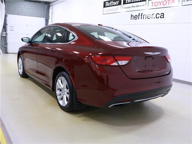 2015 Chrysler 200 Limited (Stk: 195671) in Kitchener - Image 3 of 29