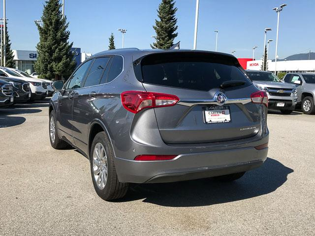 2019 Buick Envision Essence (Stk: 9K77590) in North Vancouver - Image 3 of 12