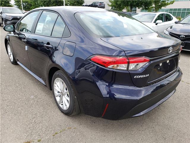 2020 Toyota Corolla LE (Stk: 20-177) in Etobicoke - Image 5 of 7
