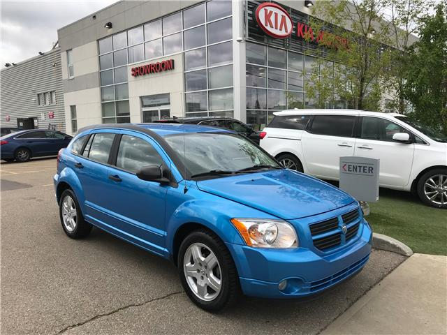 2008 Dodge Caliber SXT (Stk: 21743A) in Edmonton - Image 1 of 21