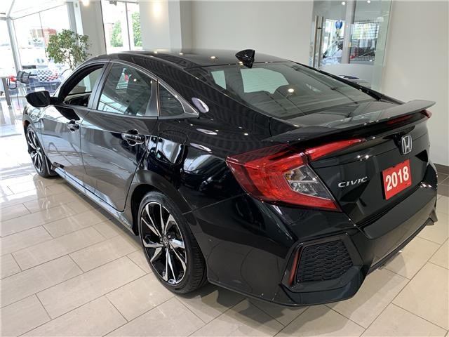 2018 Honda Civic Si (Stk: 16303A) in North York - Image 6 of 22